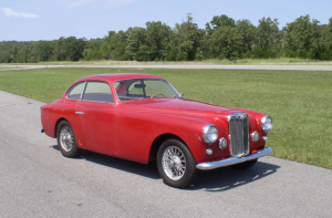 Arnolt MG Coupe Arkansas 1955